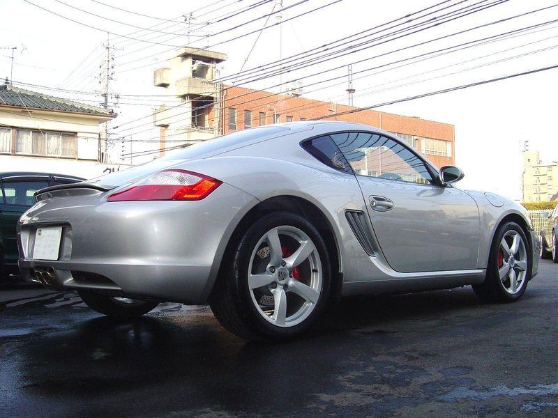 Porschecaymans